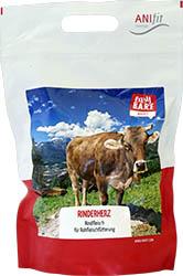 Rinderherzen gefriergetrocknet